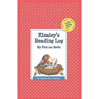 Kinzleys Reading Log My First 200 Books GATST by Zschock & Martha Day