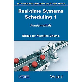 RealTime Systems Scheduling by Chetto & Maryline