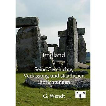 England by Wendt & G.
