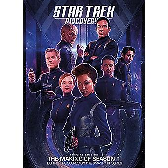 Star Trek Discovery - The Official Companion by Titan Books - 97817858