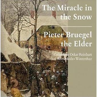 The Miracle in the Snow - Pieter Bruegel the Elder by Kerstin Richter