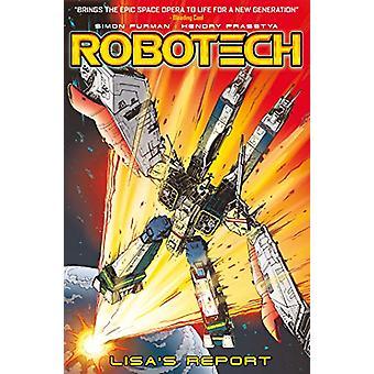 Robotech Volume 4 by Simon Furman - 9781785866005 Book