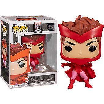 Marvel Scarlet Witch 1:a Udseende 80 års jubilæum Pop!