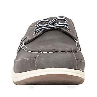 Deer Stags Men's Mitch Memory Foam Casual Comfort Boat Shoe Oxford