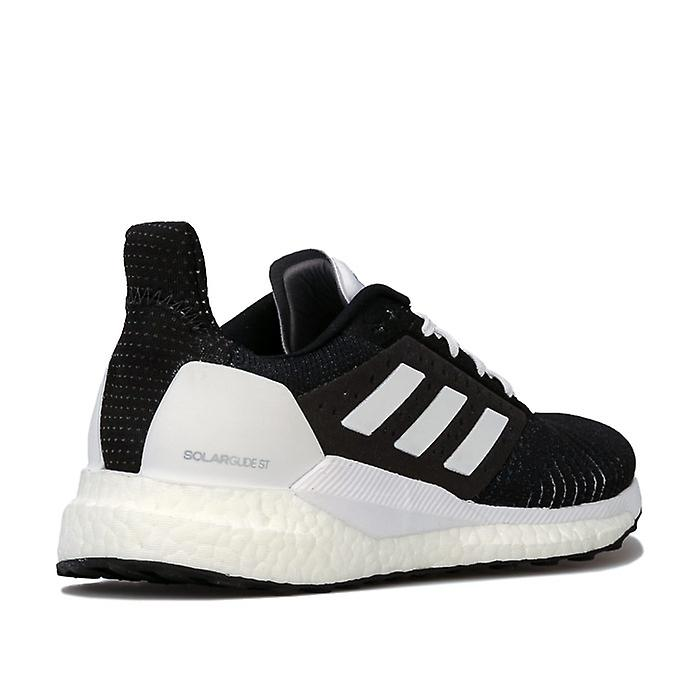Women's adidas Solar Glide ST Running Shoes in Black
