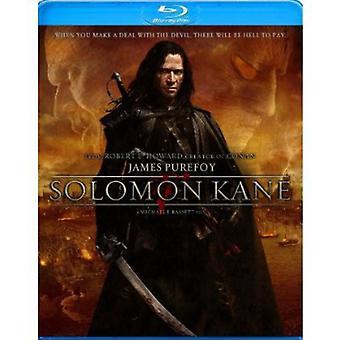 Solomon Kane [BLU-RAY] USA import