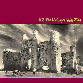 U2 - Unforgettable Fire [Vinyl] USA import