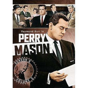 Perry Mason: Temporada 6 Volume 2 [DVD] EUA importar
