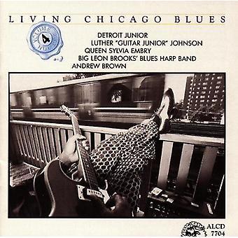 Living Chicago Blues - Vol. 4-Living Chicago Blues [CD] USA import