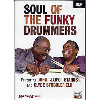 Soul of the Funky Drummers [DVD] USA import