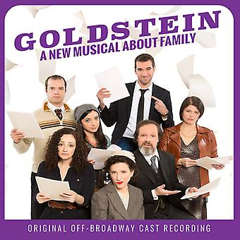 Goldstein (Original Off-Broadway Cast Recording) [CD] Usa import