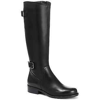 Jones Bootmaker Femmes Cuir Knee High Rider Boot