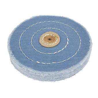 Plato Blue Buff Wheel 125mm