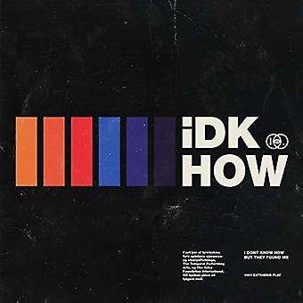 I Dont Know How But They Found - Extended Play [CD] USA import
