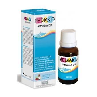 Pediakid Vitamin D3 (Neutral Flavor) 20 ml