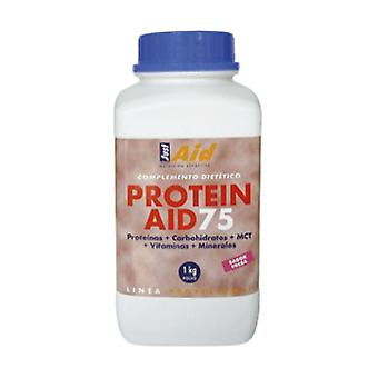 Protein Aid 75 Vanilla 1,1 kg of powder (Vanilla)
