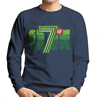 7UP Retro Seven Logo Men's Sweatshirt