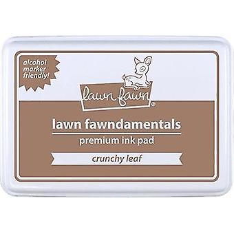 Folha crocante do bloco de tinta premium do gramado Fawn
