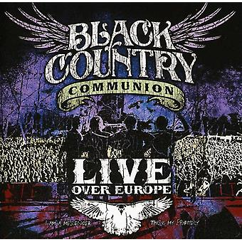 Black Country Communion - Live Over Europe (2CD) [CD] USA import