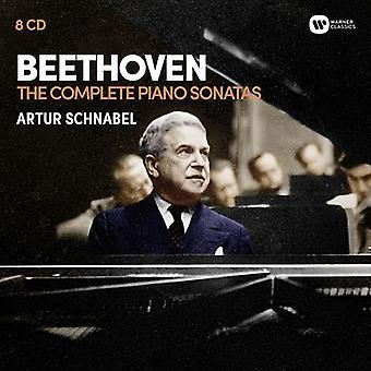 Beethoven / Schnabel, Artur - Piano Sonatas [CD] USA import