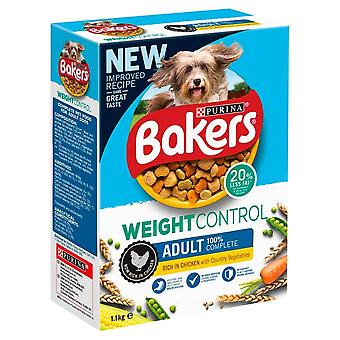 Bakers Greutate de control - Pui & Legume - 1.1kg