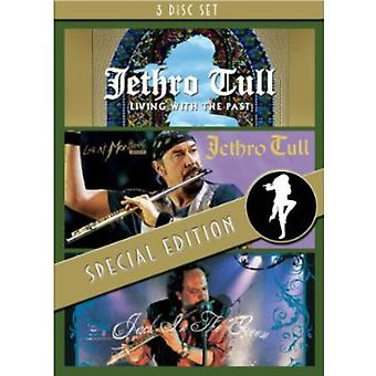 Jethro Tull - Living with the Past/Live at Montreux 2003/Jack in [DVD] USA import