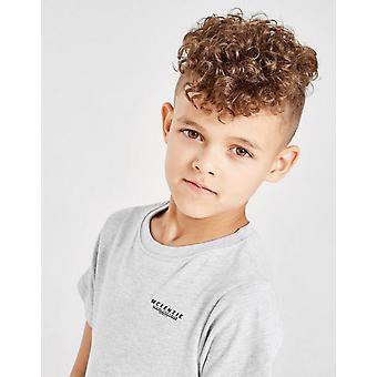Nouveau McKenzie Kids' Mini Essential T-Shirt Grey