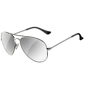 Sunglasses Unisex Hunter silver