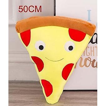 Französisch Fries Kissen Pizza Plüsch Spielzeug, Kinder Puppen Geburtstagsgeschenk
