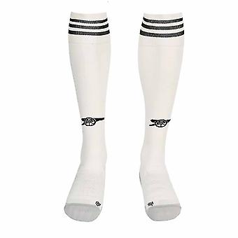 2020-2021 Arsenal Adidas Away Socks (White)