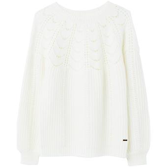 जूल्स महिला जेना बुना हुआ गर्म स्वेटर जम्पर