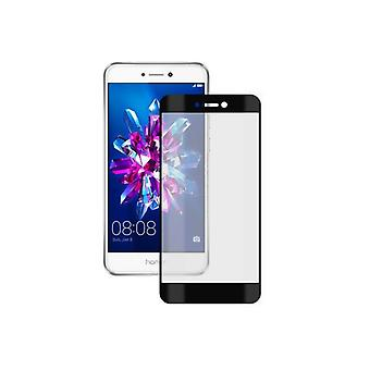 Film Tempered Glass Protector for Honor 8 Lite KSIX Extreme 2.5D Negro