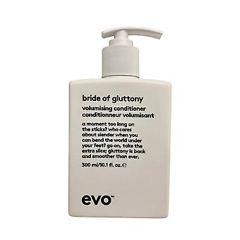 evo Bruid van Gulzigheid Volumising Conditioner 10.1 OZ