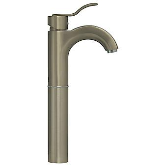 Wavehaus Single Hole/Single Lever Elevated Lavatory Faucet - Brushed Nickel