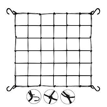 Grow-tent Trellis-net Growbox Elastic-rubber Garden Trellis-net  For Indoor-vegetable Climbing-vine Plants