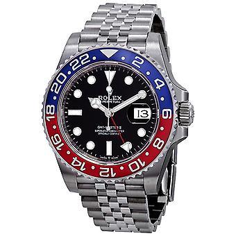 ROLEX GMT-Master II Pepsi Jubilee Watch 126710BKSJ