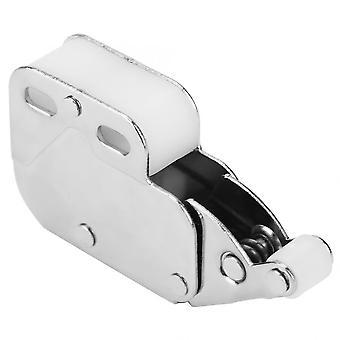 10pcs Mini Push Cupboard Touch Catch Trava-Trava-Bounce Cabinet Door Latch
