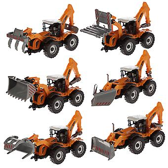 Fun Kids Diecast Tractor X 1 Pack