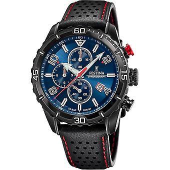 Festina - Wristwatch - Men - F20519/2 - CHRONOGRAPH SPORT