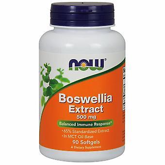 الآن الأطعمة Boswellia استخراج، 500 ملغ، 90 Softgels