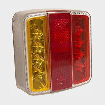 New Maypole 12V LED Combination Lamp Red