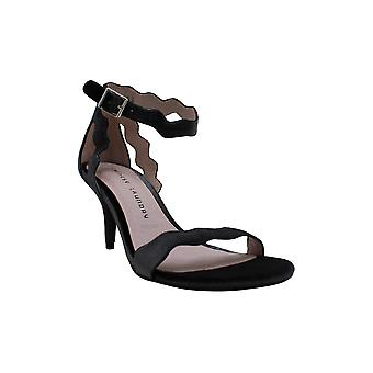 Chinese Laundry Womens Rosie Rich Velvet Suede Open Toe Special Occasion Ankl...