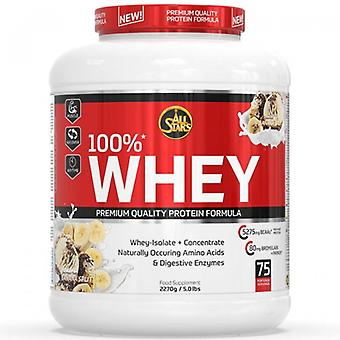 All Stars 100% Whey Protein Banana Split 2270 gr