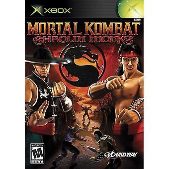Mortal Kombat Shaolin Mönche Movie Poster (11 x 17)
