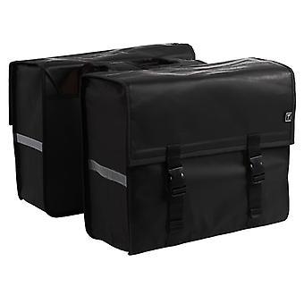 7-series Double Bike Bag Plane 46 L Black