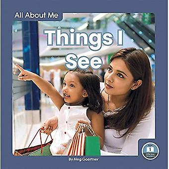 All About Me: Things I See