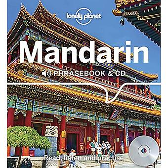 Lonely Planet Mandarin Phrasebook and CD (Phrasebook)
