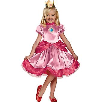 Princess Peach Deluxe Toddler Costume