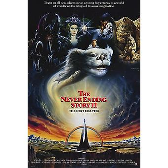 Neverending Story 2 the Next Chapter Movie Poster (11 x 17)