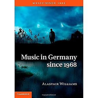 Musiikki Saksassa vuodesta 1968